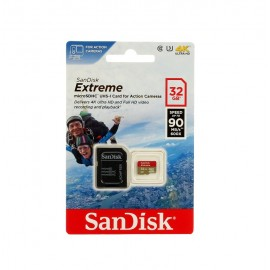 SanDisk microSDHC 32Gb Class 10 Extreme