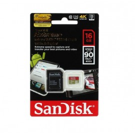 SanDisk microSDHC 16Gb Class 10 Extreme